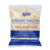 Mozzarella vegana rallada 200gr Tofutti