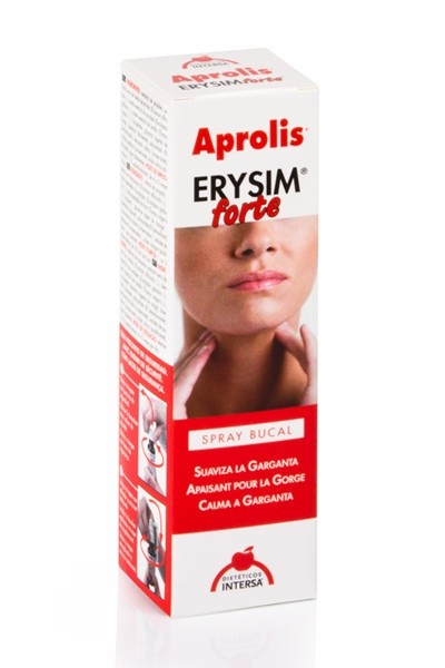 Aprolis Erysim Forte 20ml Spray Dietéticos Intersa