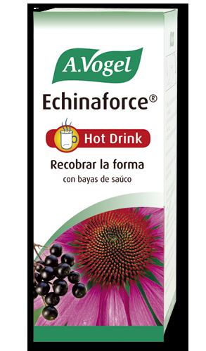 Echinaforce hot drink 130gr A.vogel