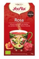 Yogitea Rosa 17 bolsas