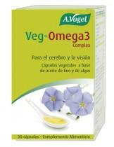 Veg-Omega 3 Complex 30 cápsulas A.vogel Bioforce