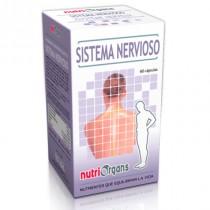 Nutriorgans sistema nervioso 60 capsulas Tongil