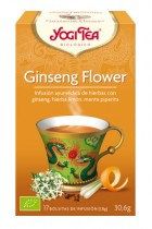 Yogitea Ginseng Flower 17 bolsas