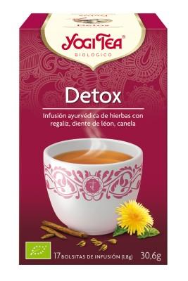 Yogitea Detox 17 bolsas