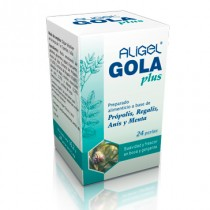 Aligel gola plus 24 perlas Tongil